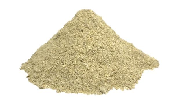 Residuo lavorazione cereali macinato